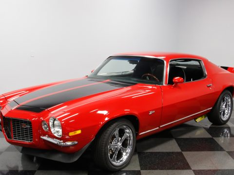 stroked 1973 Chevrolet Camaro Z/28 for sale