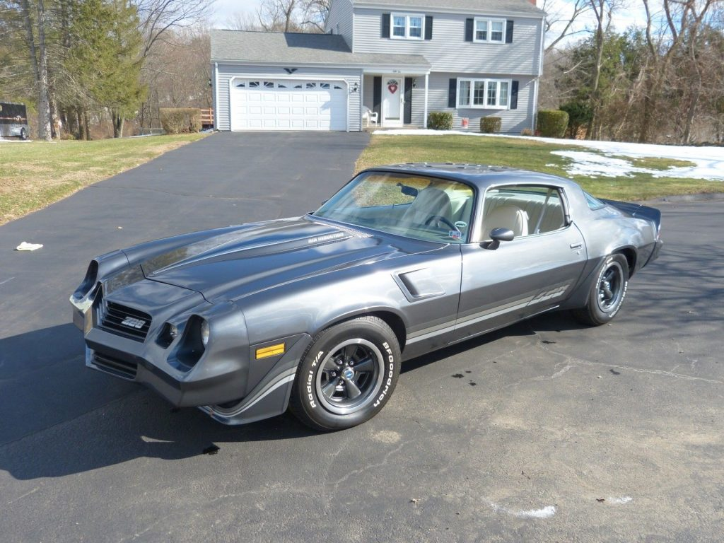 survivor 1980 Chevrolet Camaro Z28