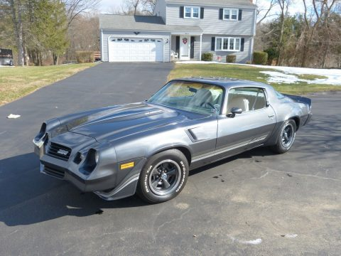 survivor 1980 Chevrolet Camaro Z28 for sale