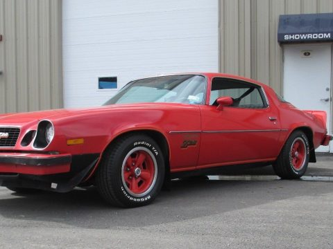 time capsule 1977 Chevrolet Camaro Z28 for sale