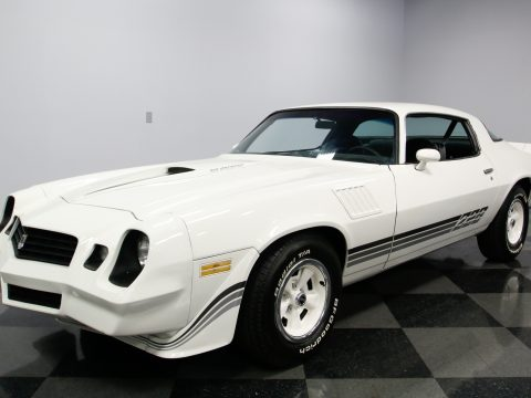upgraded engine 1978 Chevrolet Camaro Z/28 for sale
