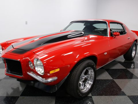 upgraded small block 1972 Chevrolet Camaro for sale