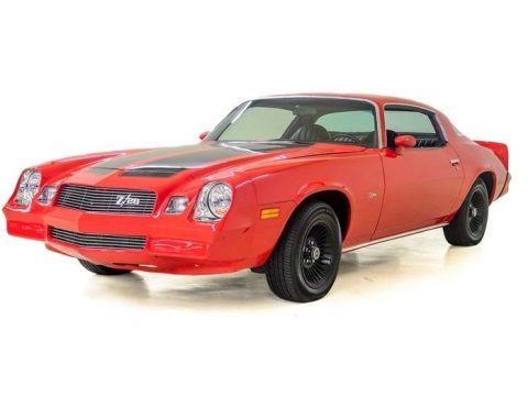 very clean 1979 Chevrolet Camaro Z28 Clone for sale