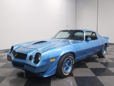 very low miles 1979 Chevrolet Camaro Z/28 for sale