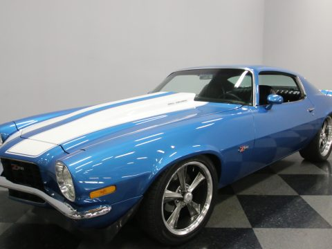 well tuned 1972 Chevrolet Camaro Z/28 Tribute for sale