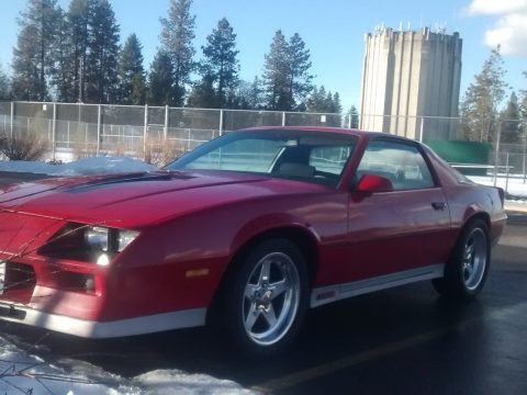good condition 1983 Chevrolet Camaro Z28 5 speed for sale