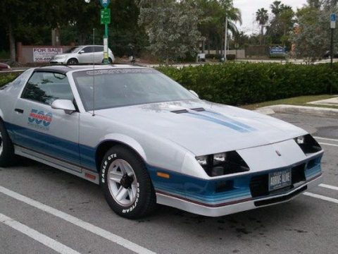pristine 1982 Chevrolet Camaro Indy 500 Pace Car T top for sale