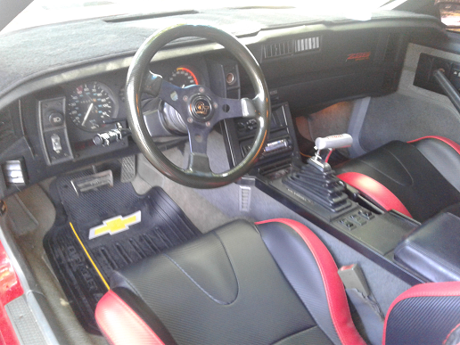 everything works 1988 Chevrolet Camaro Z28 IROC