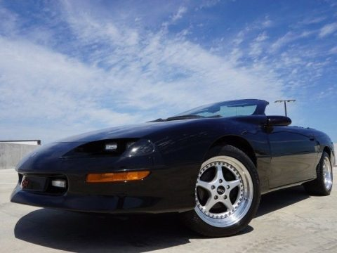 garage kept 1995 Chevrolet Camaro Convertible Z28 Manual for sale