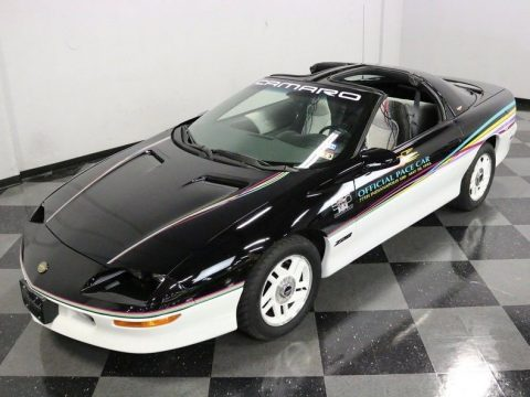 low miles 1993 Chevrolet Camaro Z/28 Pace Car for sale