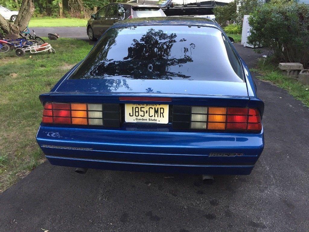 new paint 1989 Chevrolet Camaro