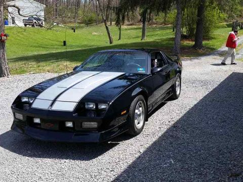 restored 1991 Chevrolet Camaro for sale