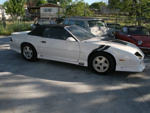 stored for a long time 1991 Chevrolet Camaro Convertible for sale