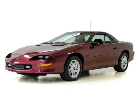 very low miles 1993 Chevrolet Camaro Z28 for sale