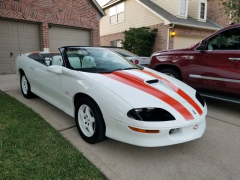 30th Anniversary 1997 Chevrolet Camaro SS SLP Convertible for sale