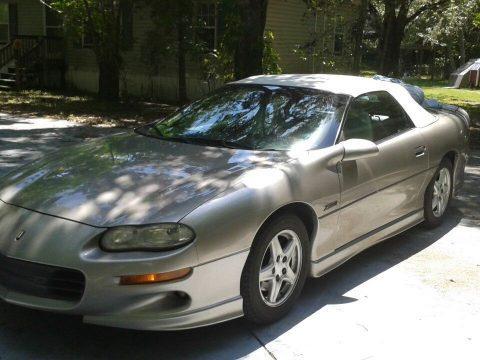 garaged 1999 Chevrolet Camaro z 28 convertible for sale