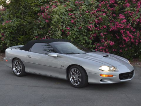 lowered 2000 Chevrolet Camaro Super SPORT for sale