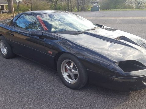 modified 1996 Chevrolet Camaro SS Z28 SLP for sale