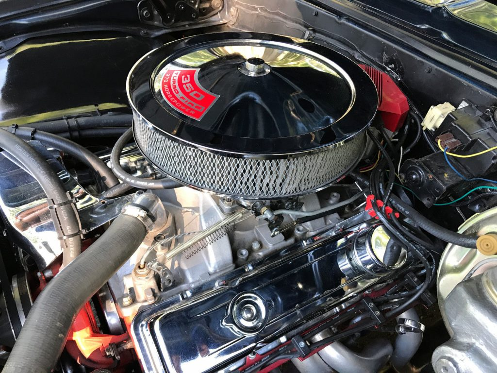 clean 1967 Chevrolet Camaro SS