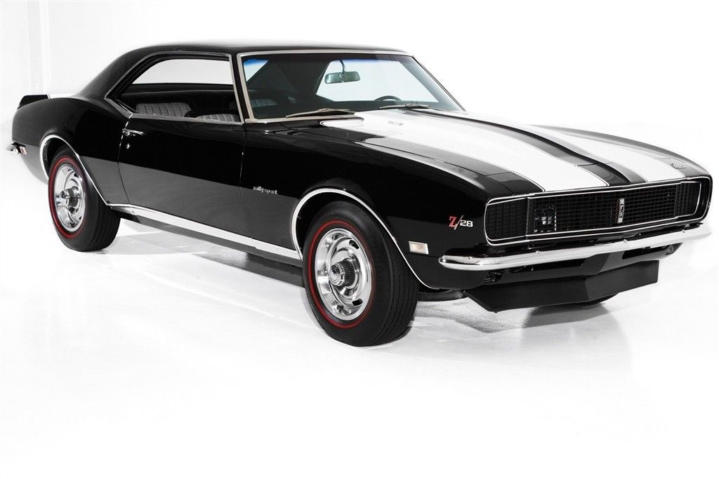 Extremely Maintained 1968 Chevrolet Camaro Coupe For Sale