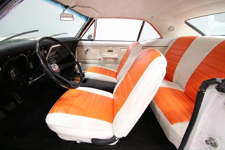 great looking 1967 Chevrolet Camaro RS