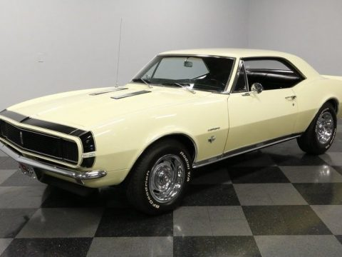 muscle machine 1967 Chevrolet Camaro RS for sale