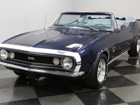 new engine 1967 Chevrolet Camaro LS1 SS Convertible for sale