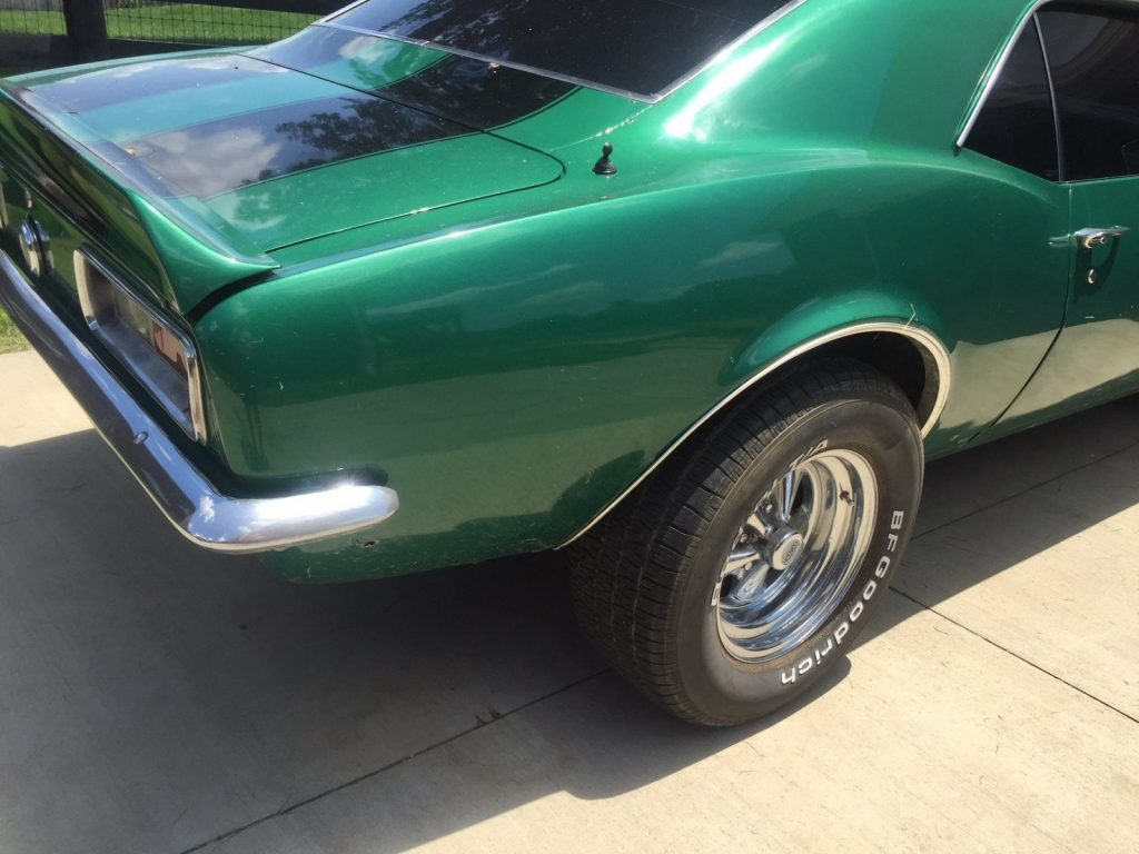 rebuilt engine 1967 Chevrolet Camaro Coupe