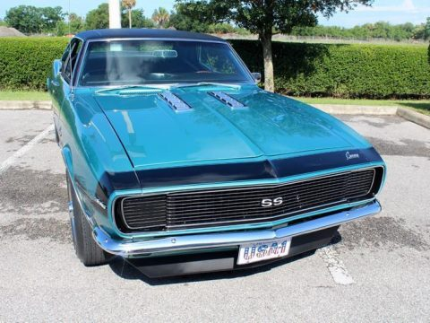 recently restored 1968 Chevrolet Camaro RS SS 396 Coupe for sale