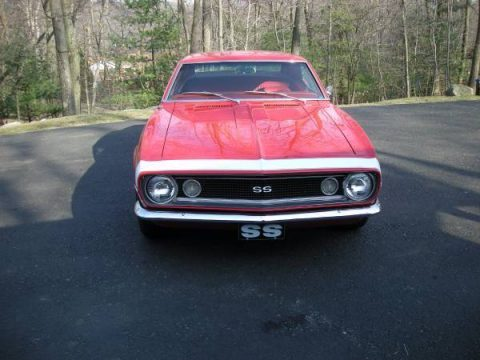 restored 1967 Chevrolet Camaro for sale