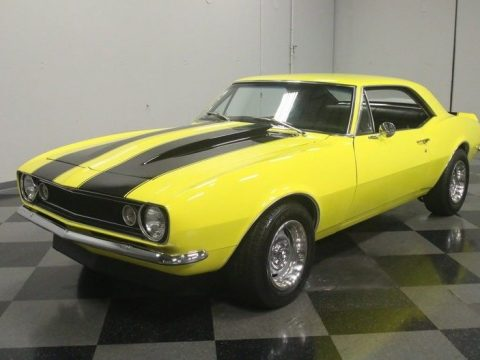 strong 1967 Chevrolet Camaro 350 V8 small block for sale