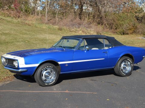 stunning 1967 Chevrolet Camaro RS / SS Convertible for sale