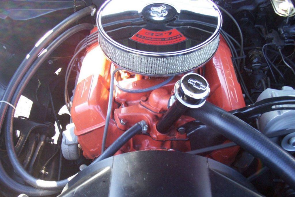 stunning 1967 Chevrolet Camaro RS / SS Convertible