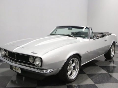 stylish cruiser 1967 Chevrolet Camaro Convertible for sale