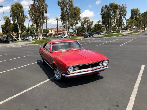 unmolested 1967 Chevrolet Camaro camaro for sale