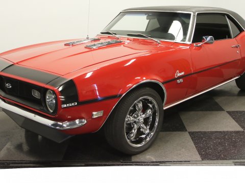 upgraded engine 1968 Chevrolet Camaro SS Tribute custom for sale