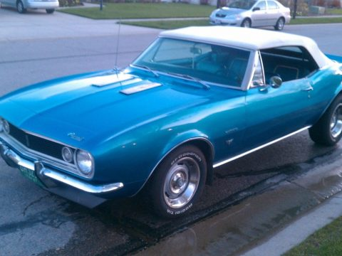 very original 1967 Chevrolet Camaro Convertible for sale