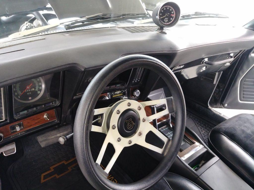 custom engine 1969 Chevrolet Camaro