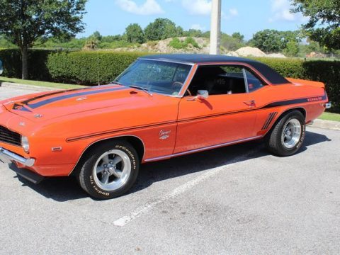 fully restored 1969 Chevrolet Camaro Yenko SC for sale