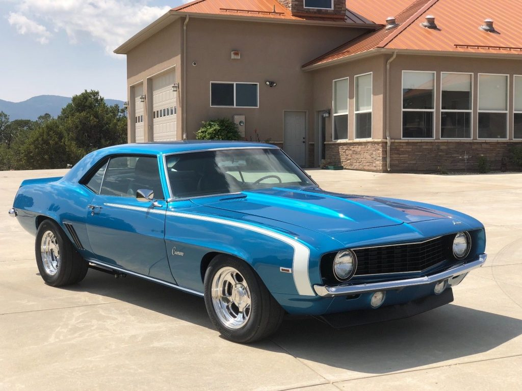 restomod 1969 Chevrolet Camaro Coupe