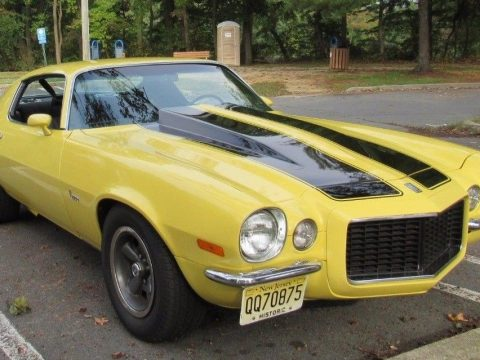 rare 1970 Chevrolet Camaro for sale