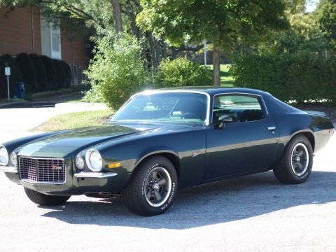 restored 1970 Chevrolet Camaro for sale