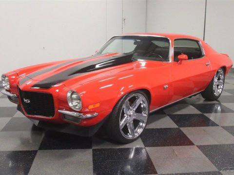 sharp 1970 Chevrolet Camaro SS Tribute for sale