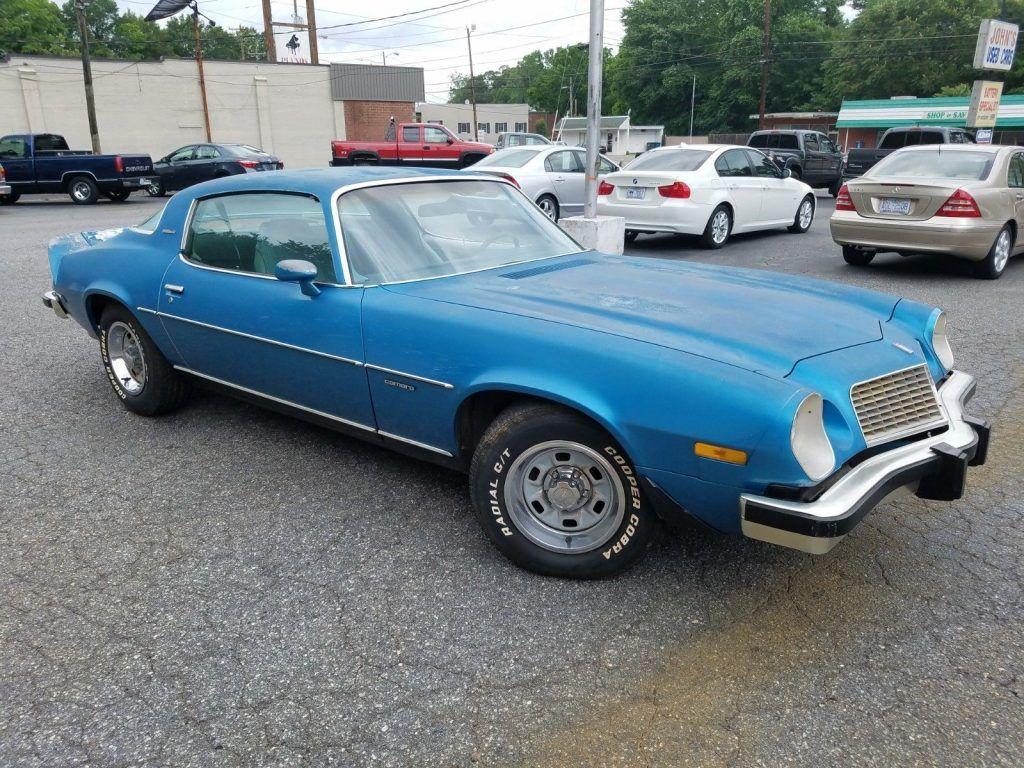 All Original 1977 Chevrolet Camaro LT for sale