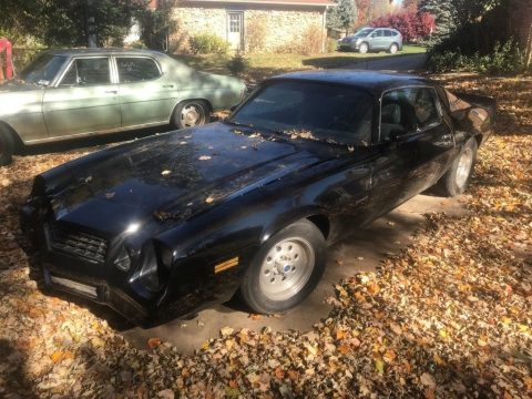 base 1978 Chevrolet Camaro for sale