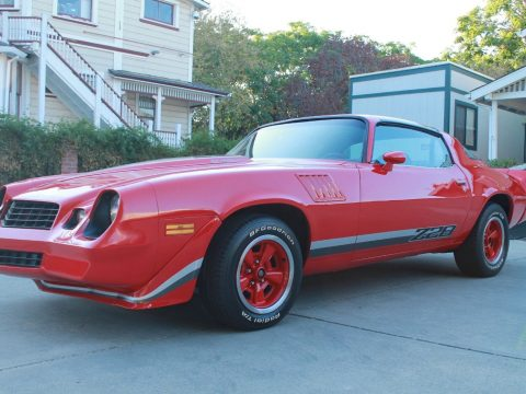 beautiful 1979 Chevrolet Camaro Z 28 T TOP for sale