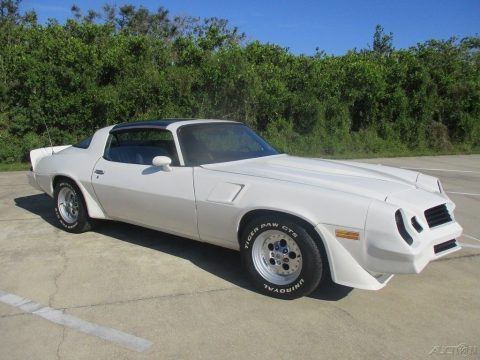 clean 1979 Chevrolet Camaro for sale