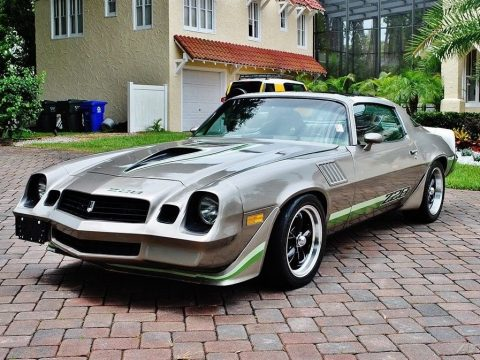 crate engine 1979 Chevrolet Camaro Z28 T Top for sale