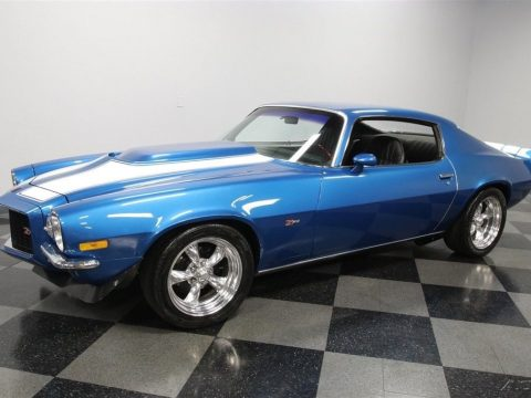 custom 1971 Chevrolet Camaro Z/28 for sale