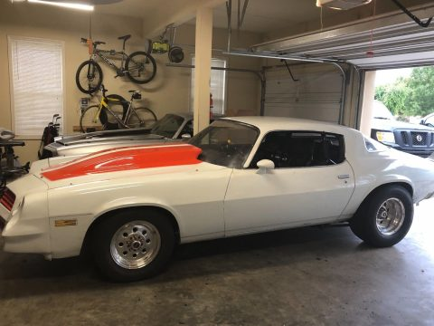great sleeper 1977 Chevrolet Camaro for sale